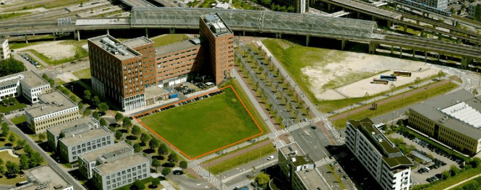 Wonen Amsterdam Sloterdijk - N kavel