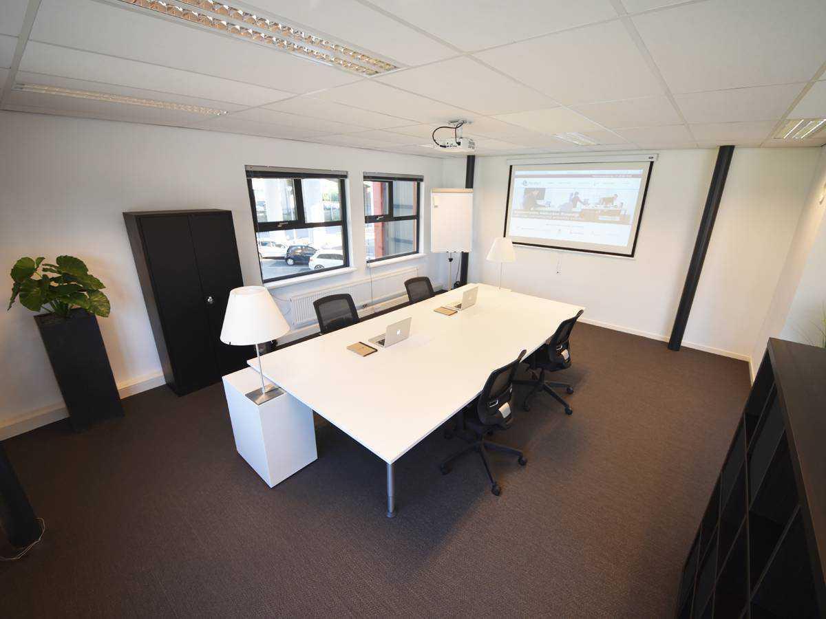 Kantoorruimte toren 1 op de eerste verdieping SamSam Offices Amsterdam Sloterdijk