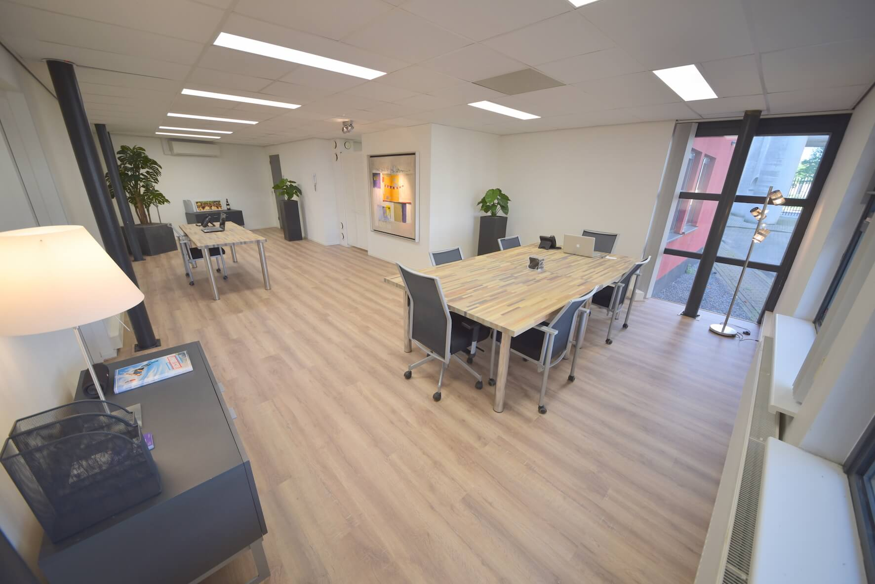 led-verlichting-duurzaam-kantoor