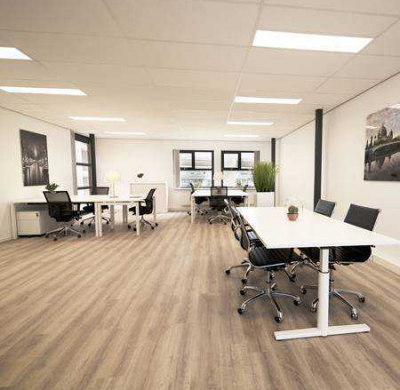 Kantoorruimte met vergader gelegenheid op de eerste verdieping SamSam Offices